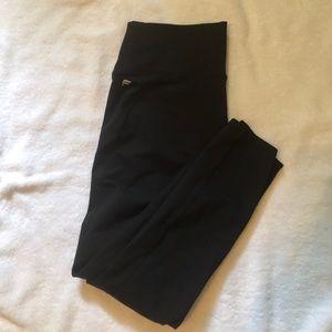 Black workout legging